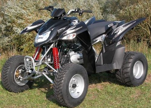 QUAD 50CC ACCESS SP50XXL CEE 2PL