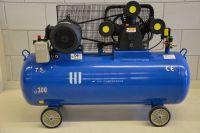 COMPRESSEUR 300L TA780  380V semi pro