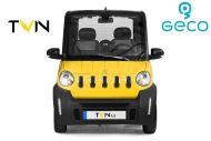 Voiture électrique CEE  Geco TWIN 8.0  7,5 kW