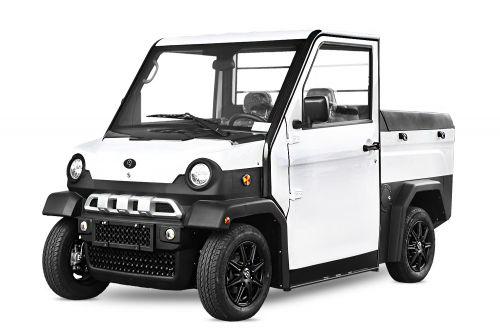 Voiture électrique CEE, Geco Transporteur XP 5KW
