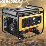 GROUPE electrogéne KGE4000X 4KVA