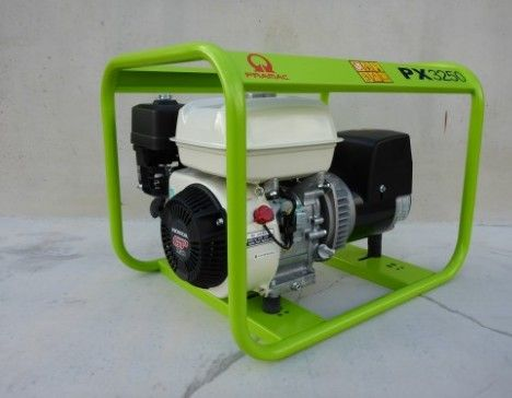 Groupe électrogène HONDA PRAMAC PX3250 2.8 KVA