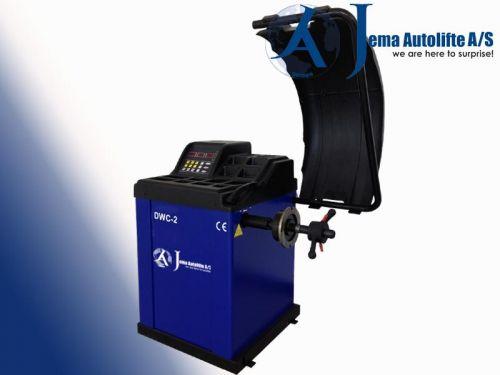 Machine Equilibreuse de roue 10 A 24'' semi-automatique  (DWC-2)