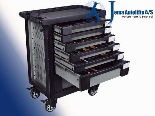 Armoire servante à outils entièrement équipée (JA1003TC)