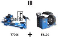 PACK P-02-PL T700S + TB120 SPECIAL POIDS LOURDS, BTP, AGRICOLE