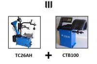 PACK P-04-TC26AH + CTB100 SPECIAL, VEHICULES LEGERS