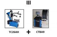 PACK P-05-TC26AH + CTBA9 SPECIAL, VEHICULES LEGERS