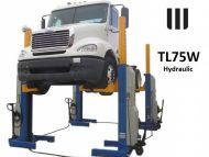 SET 4 colonnes mobiles poids lourd - 30T – filaire alimentation 400V