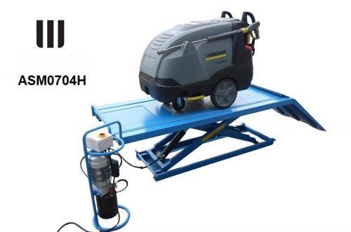 Table élévatrice 700kg spécial quad et matériel autoporté  ASM0704H