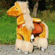 cheval mecanique pour enfants  de 4 a  10 ans AZURO
