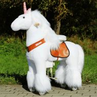 cheval mecanique pour enfants  de 3 a 5 ans LICORNE