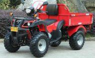 Quad 150cc Jinling DUMPER automatique  CEE+ RG