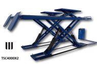 Pont ciseaux 4Tn pour alignement  SC4000X2
