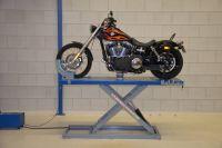 Table élévatrice moto professionnelle  TS-C700 charge utile  maxi 700kg