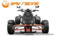 QUAD 350CC SPYDER DIFFERENTIEL